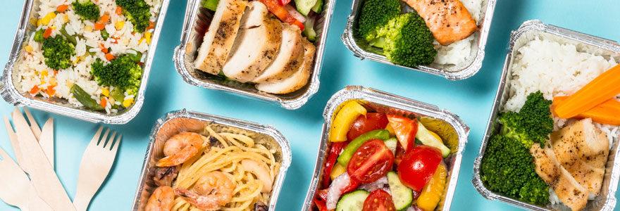 livraison de repas en entreprise